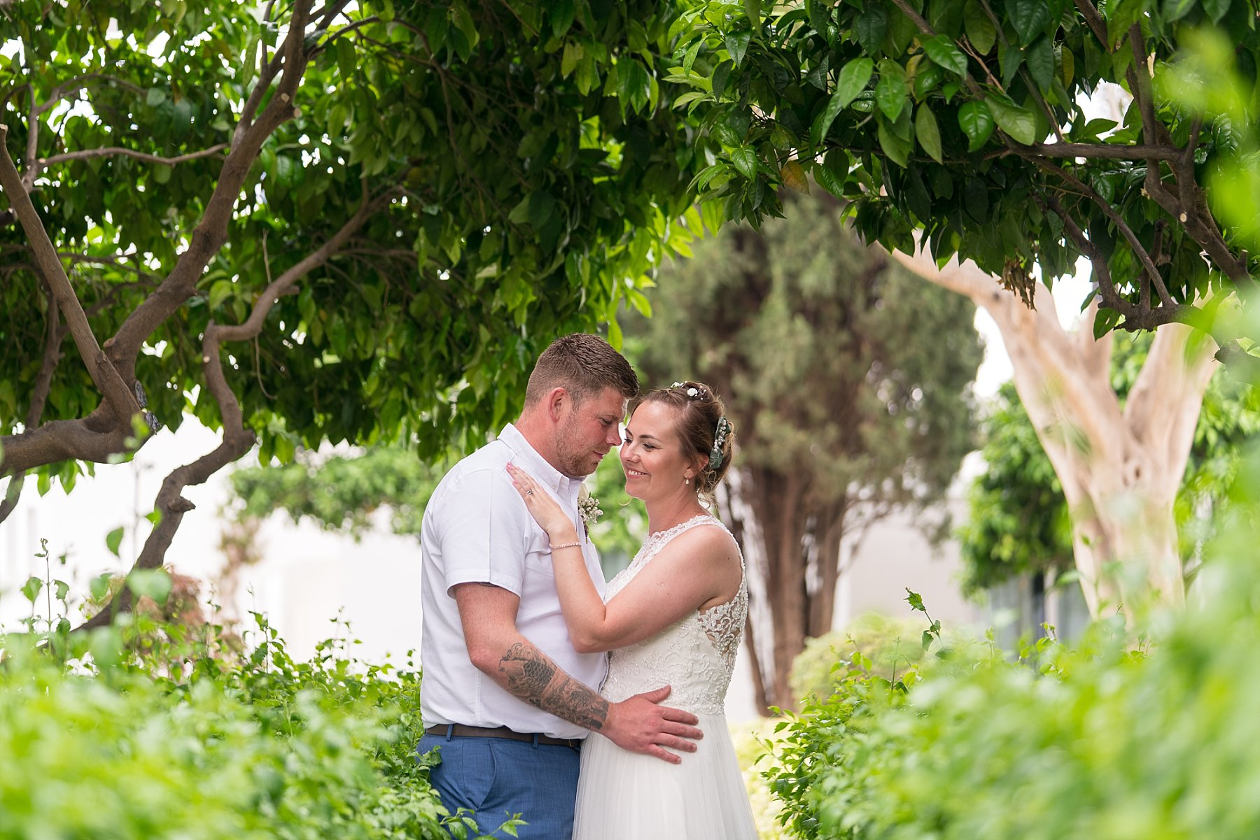 Aliathon Holiday Village – Kathryn & Dale