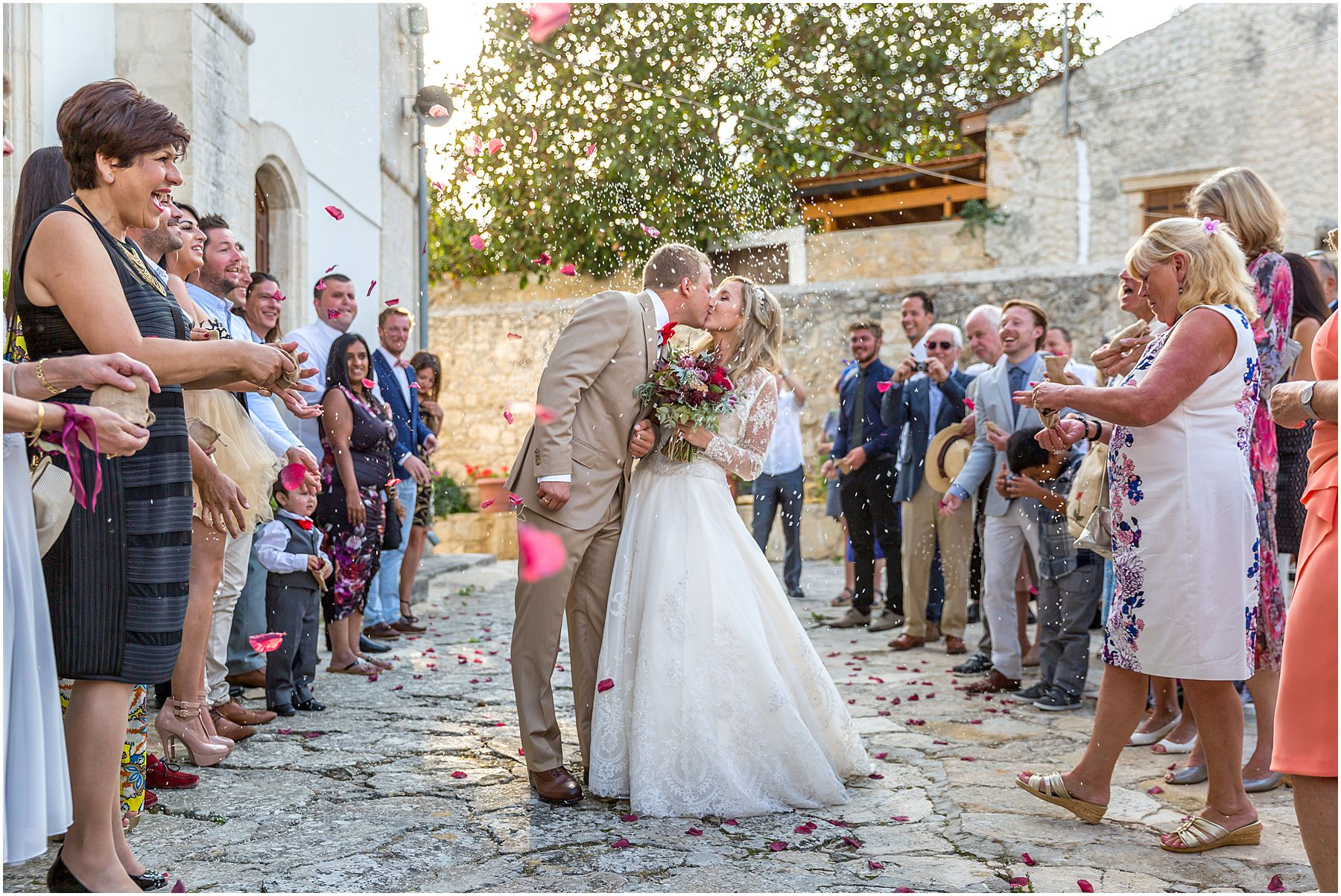 Lofou Village Wedding – Joanna & William