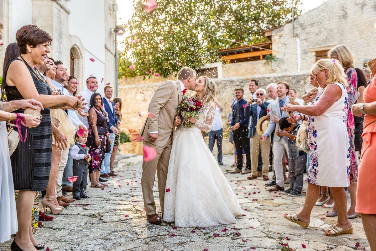 Lofou Village Wedding – Joanna & William